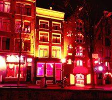 Werken als Escort in Amsterdam 1
